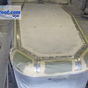 Horse-trailer-getting-ready-for-FlexArmor-roof